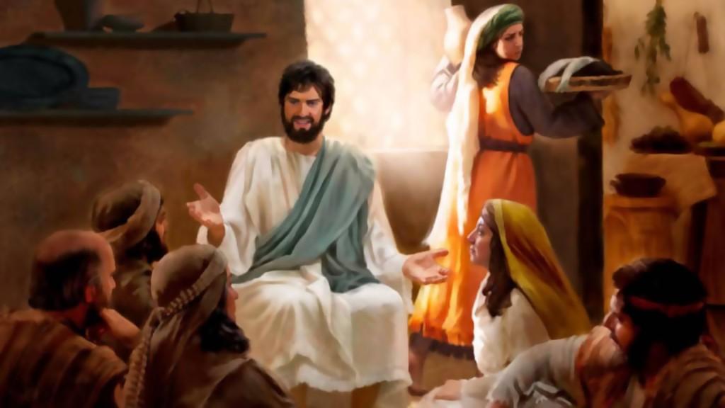 Escolha Jesus