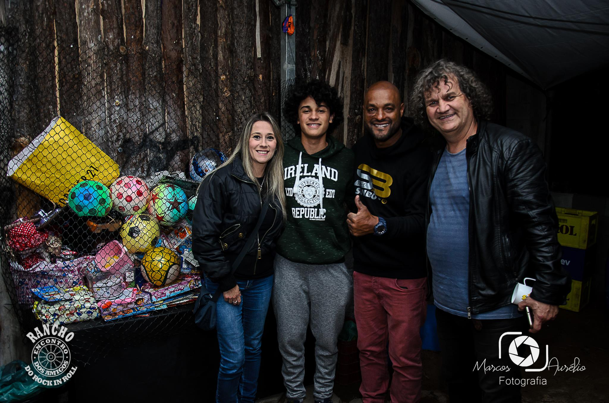 Social Rock - Marco Aurélio Almeida