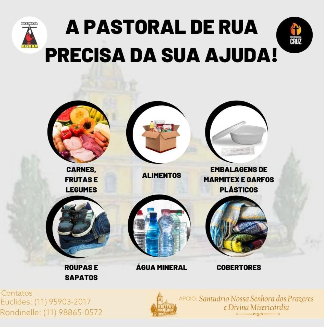 PASTORAL DE RUA