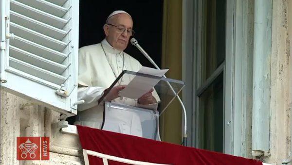 Cuidado com o corpo e a alma foi o tema destacado pelo Papa neste Regina Coeli / Foto: Reprodução Youtube – Vatican News