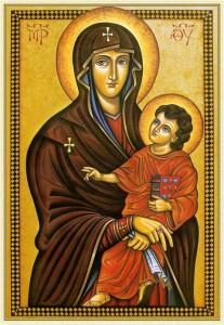 Mãe de Deus e Mãe da Igreja