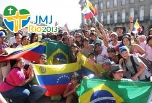 Brasil se prepara para receber jovens estrangeiros na Semana Missionária da JMJ