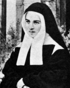 Santa-Bernadette-religiosa-em-Nevers