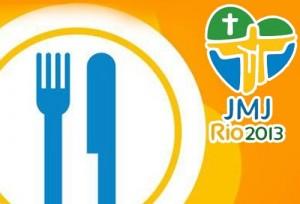 JMJ terá locais pré-definidos para a retirada do café da manhã
