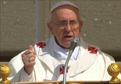 No Angelus deste domingo Papa renova apelo pela paz no Egito