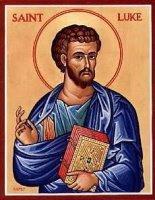 São Lucas, o médico evangelista