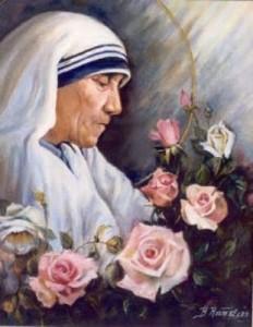 """O segredo de Madre Teresa – """"Sou apenas uma pobre mulher que reza"""""""