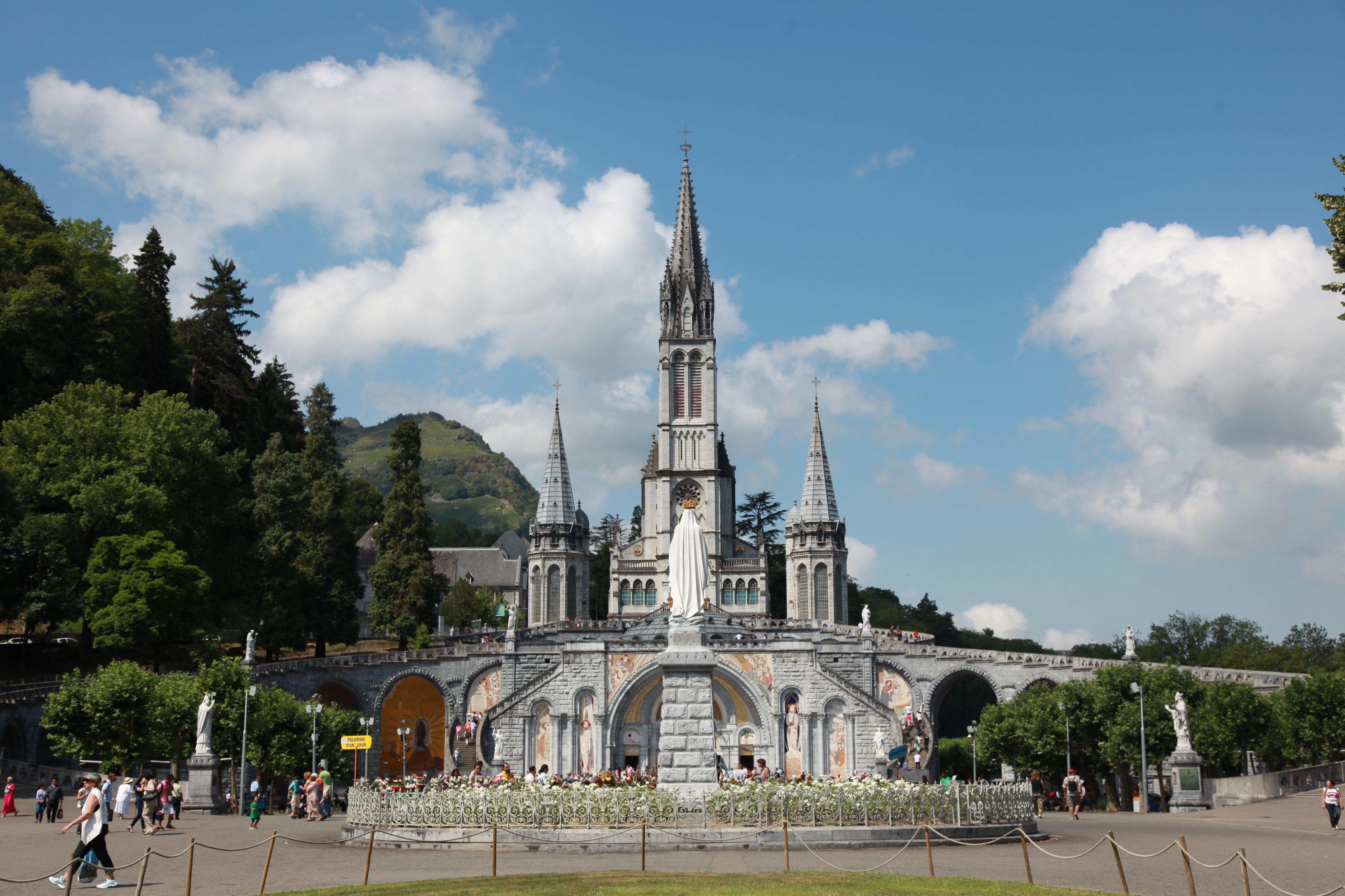 Santuário de Lourdes