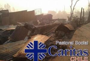 Igreja no Chile cria comissão para ajudar vítimas do incêndio