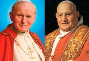 África rende homenagem a João Paulo II e João XXIII