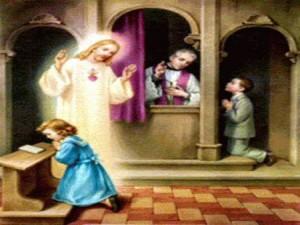 oração para depois da confissão