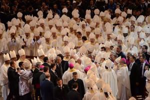 oração pelos bispos e sacerdotes