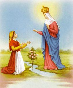 Nossa Senhora do caravaggio