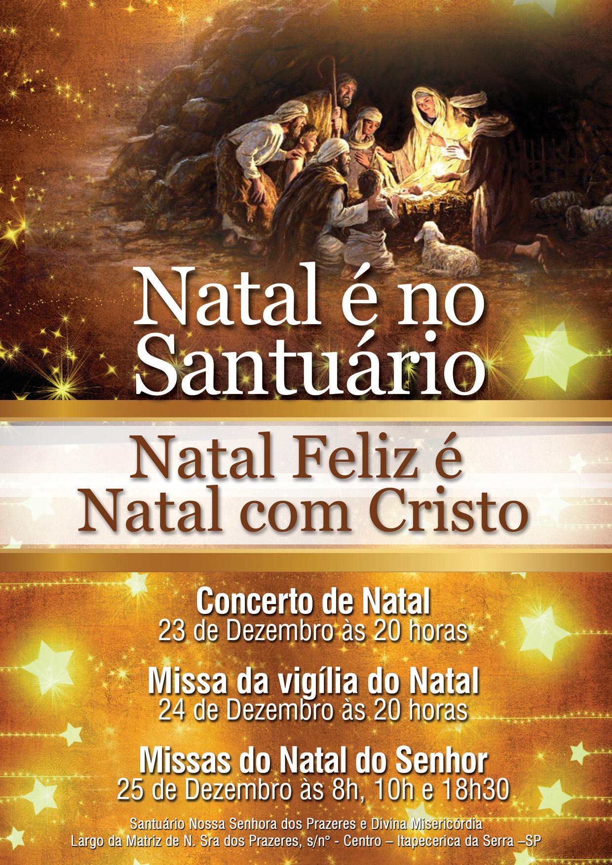 Natal no Santuário