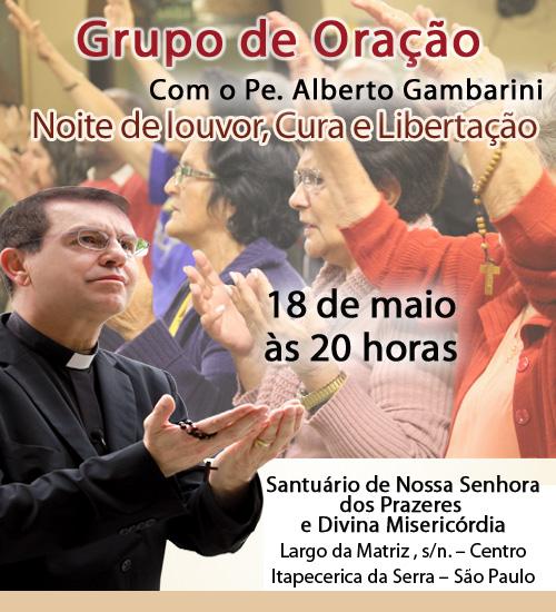 Grupo de oração 18-05