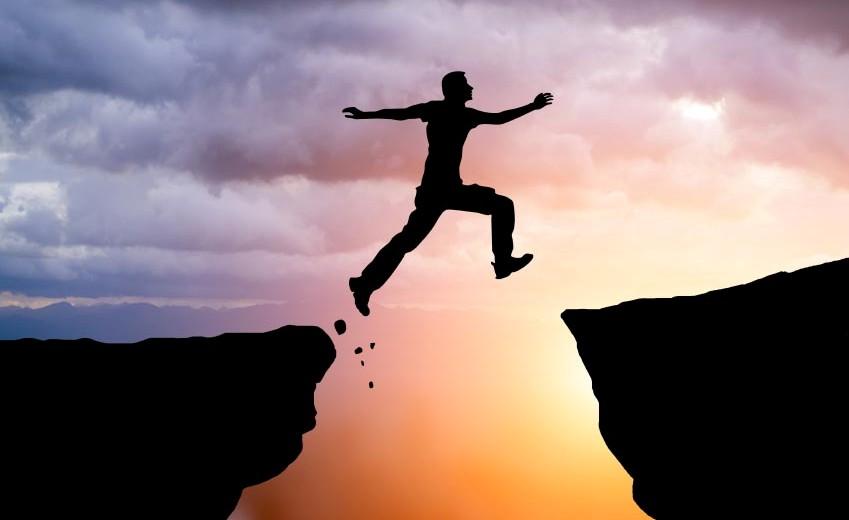Um dos segredos para vencer os obstáculos da vida