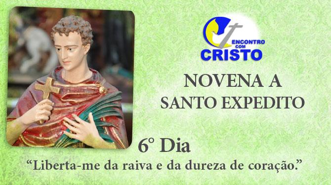 Novena a Santo Expedito – 6° dia