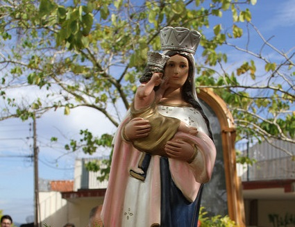 Coroa das sete alegrias de Nossa Senhora dos Prazeres