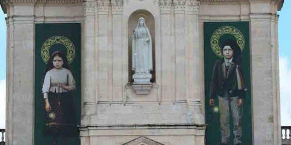 Missa de ação de graças pela canonização de Jacinta e Francisco