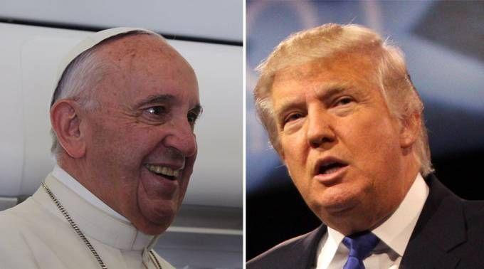 Que espera o Papa de seu encontro com Donald Trump?