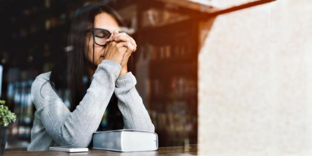 Uma oração feita com distração tem valor?