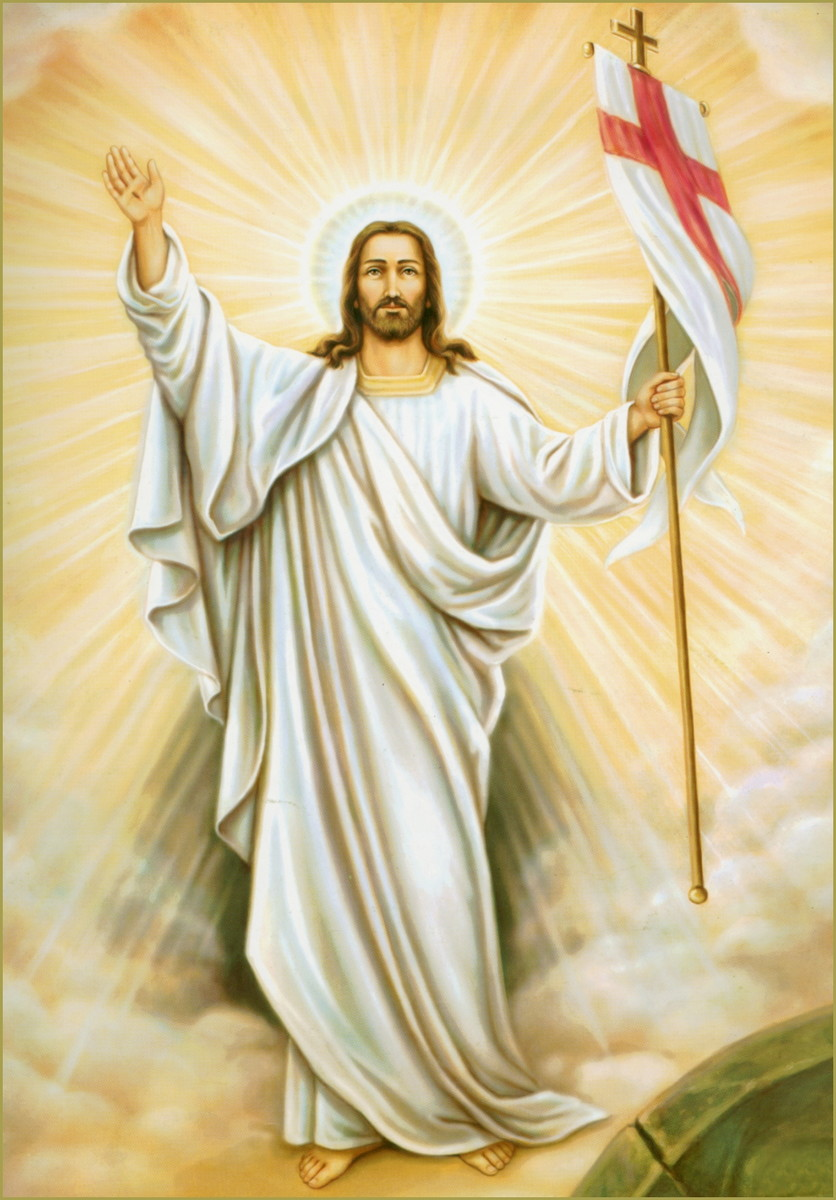 Resultado de imagem para JESUS RESSUSCITADO