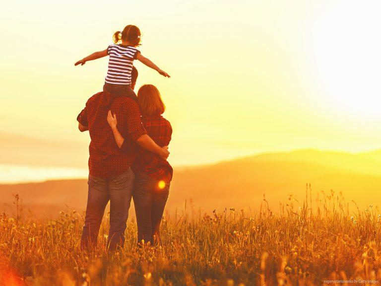 Oração para pedir a paz na família