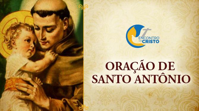 Oração de Santo Antônio