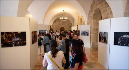 Terra Santa: exposição fotográfica retrata vida cotidiana de Franciscanos