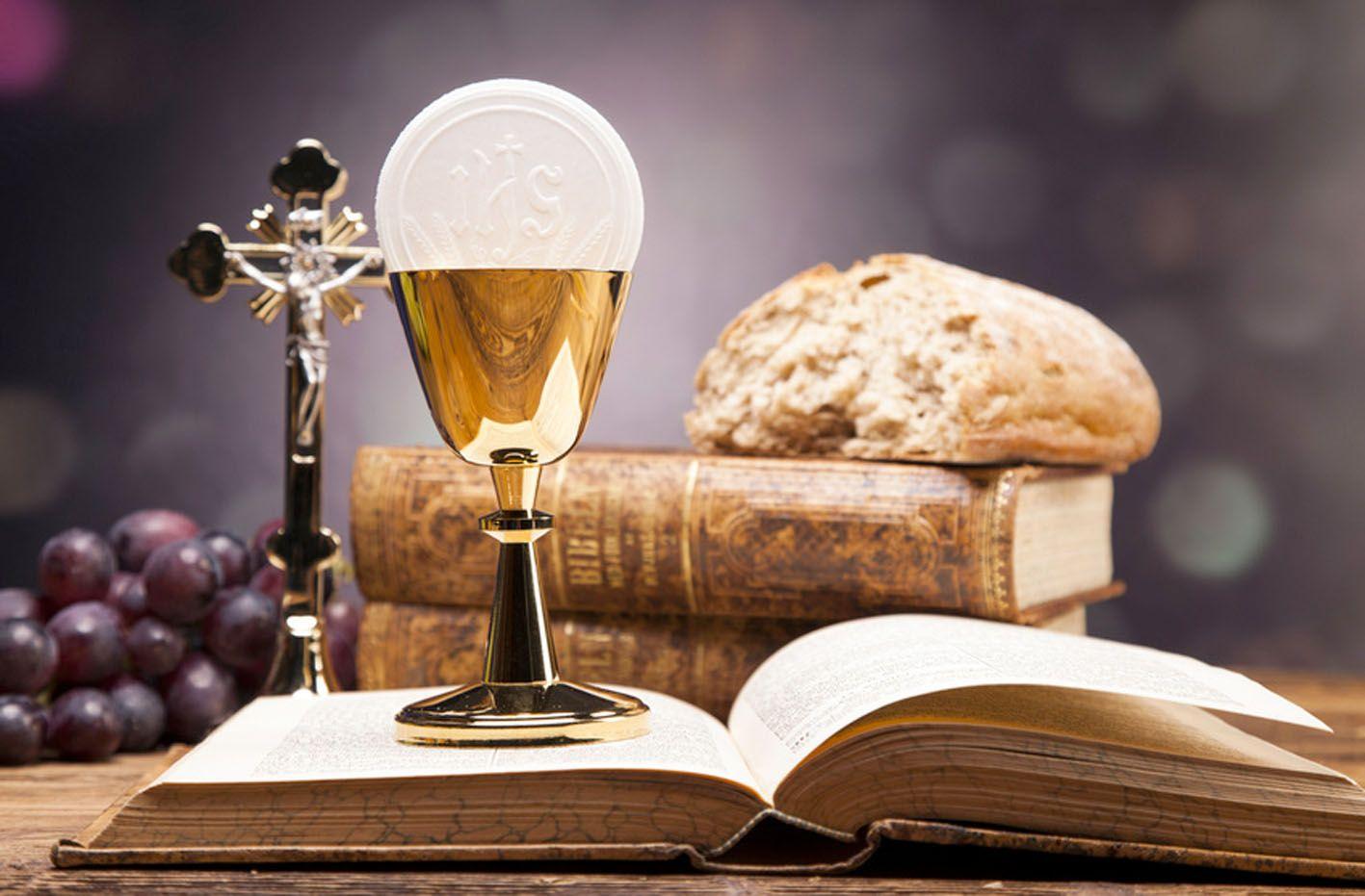 A grandeza da Eucaristia