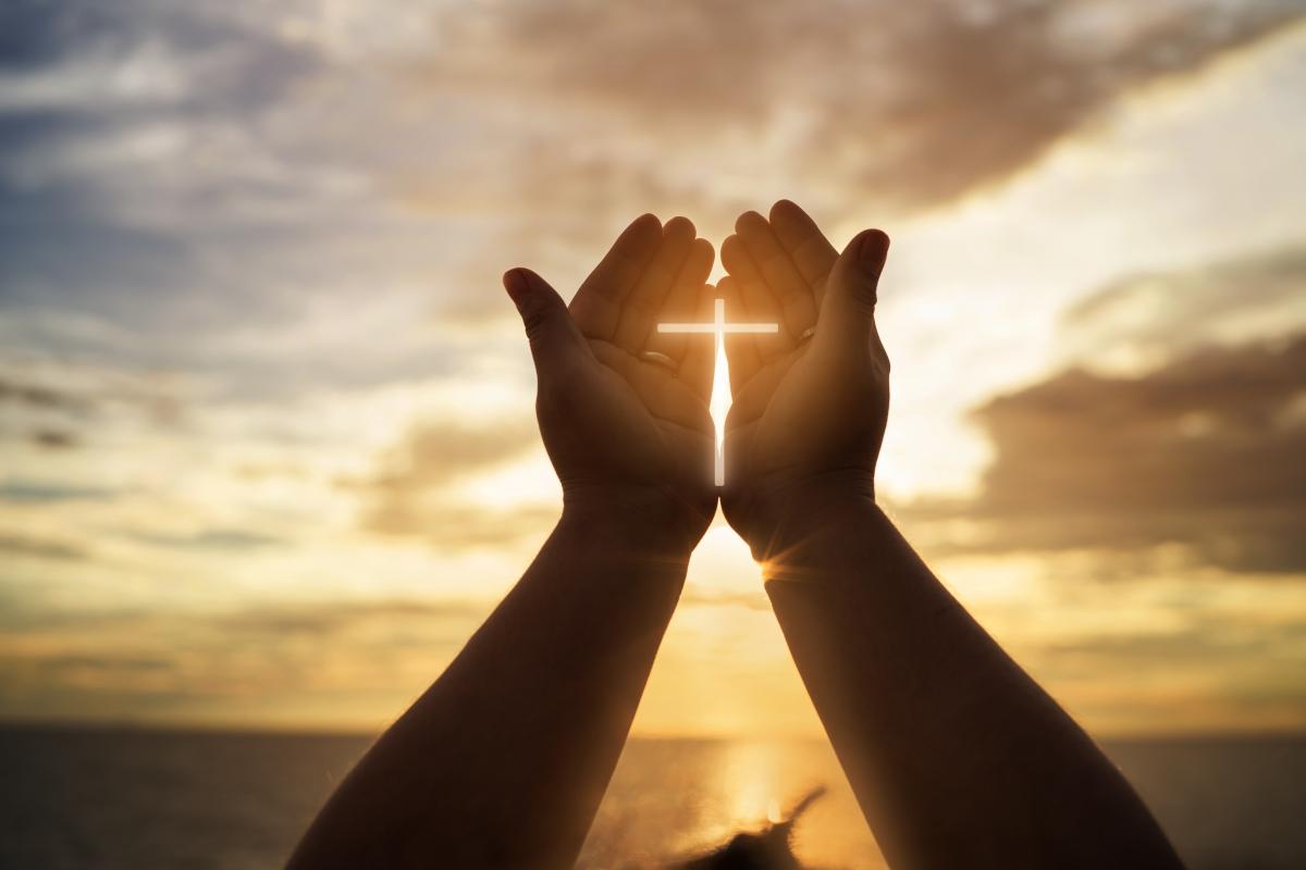 Deus sempre nos guia