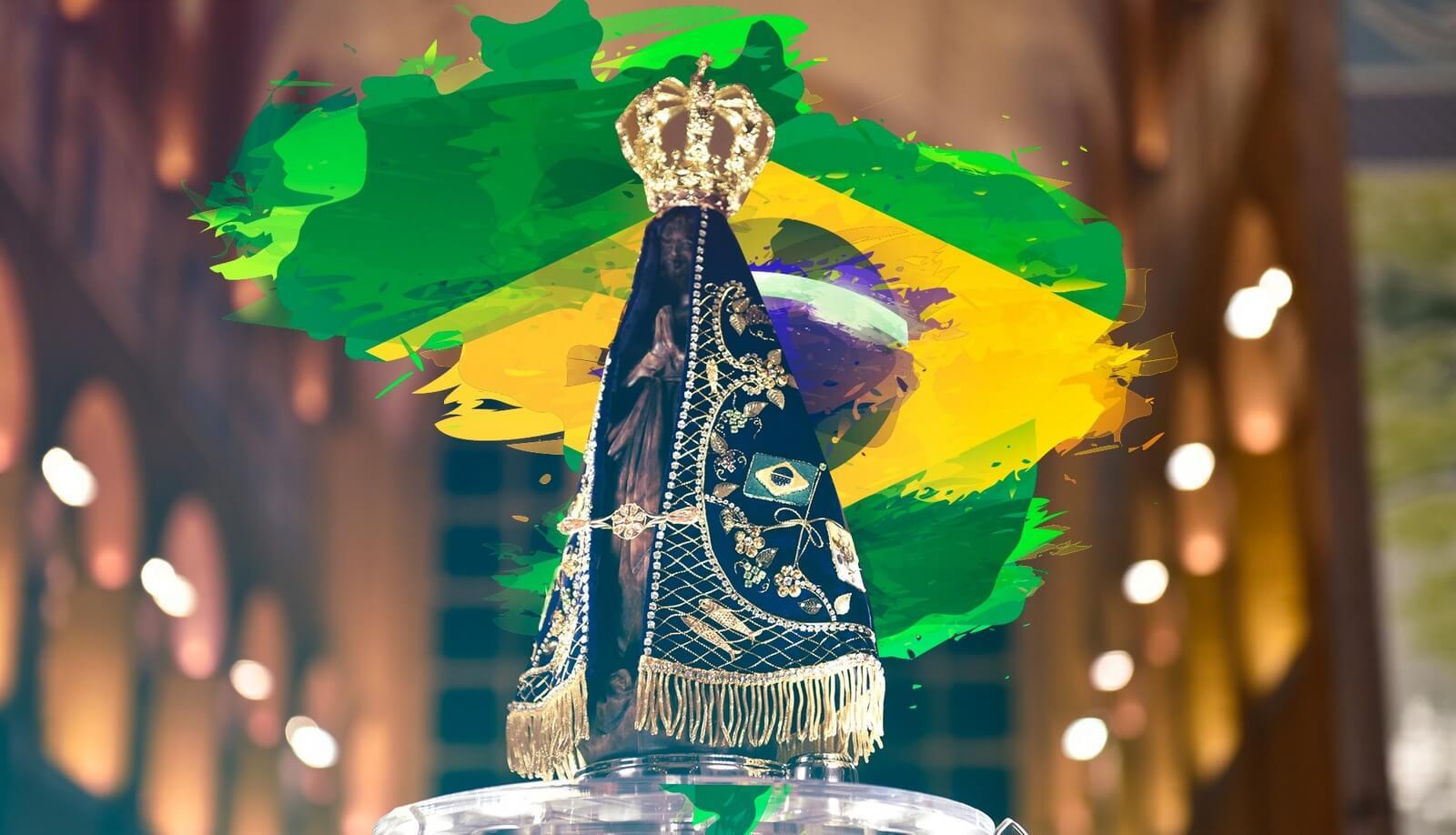 Oração à Mãe Aparecida pelo Brasil
