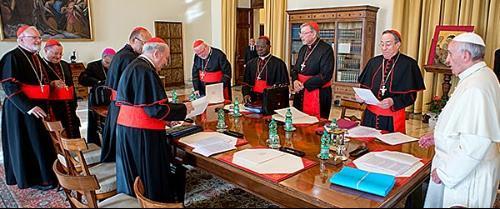 Reforma da Cúria Romana: Conselho de Cardeais apresenta proposta