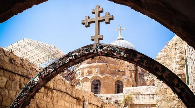 A educação pode ajudar a paz na Terra Santa, afirma Ordem do Santo Sepulcro