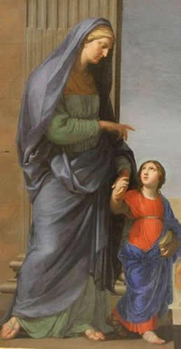Em Minas, Imagem de Santana Mestra do século XVIII será restaurada