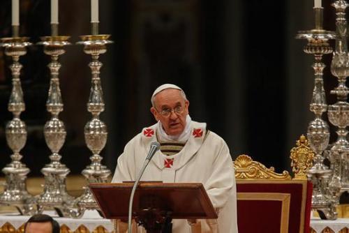 Calendário das celebrações presididas pelo Papa em dezembro e janeiro