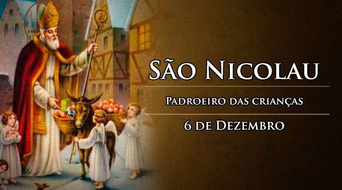 Hoje a Igreja celebra São Nicolau, padroeiro das crianças