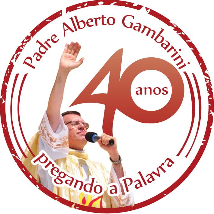 Padre Alberto Gambarini completa 40 anos de sacerdócio