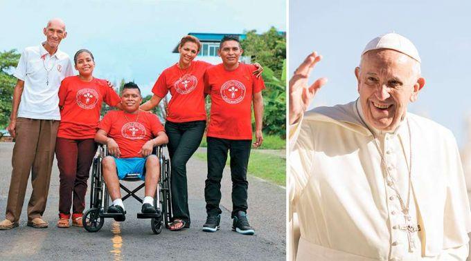 Papa visitará este Lar para enfermos de HIV e Aids na JMJ Panamá 2019