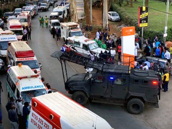 Em telegrama, Papa Francisco lamenta atentado no Quênia