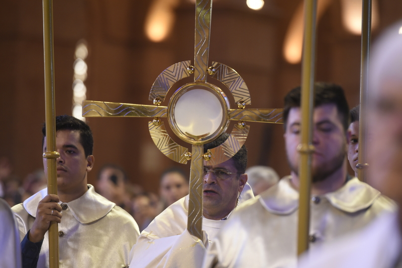 Dia Oracional em 2019 reza pela missão no Brasil