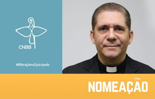Papa nomeia novo bispo para a Diocese de Barra do Piraí-Volta Redonda