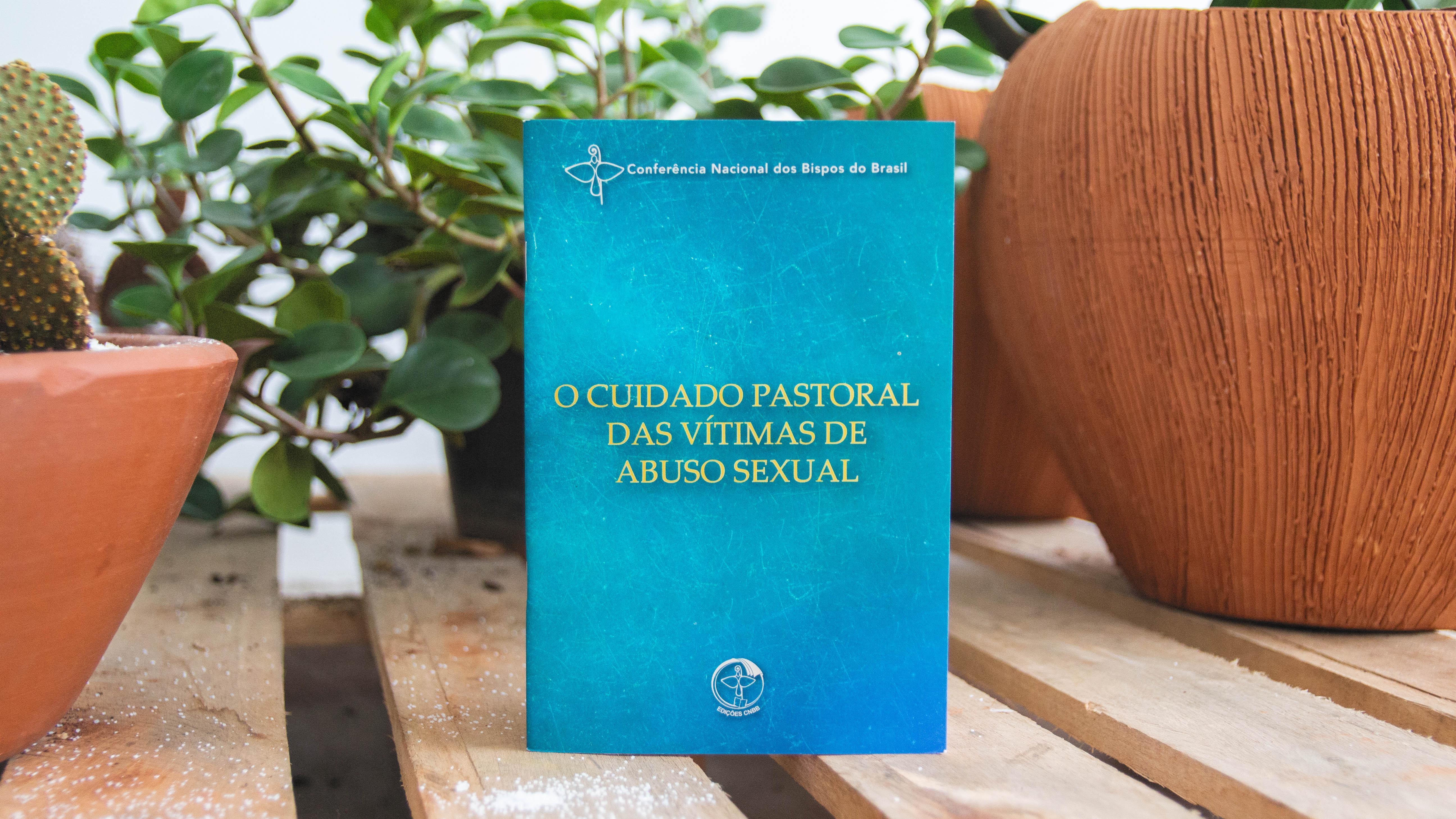 CNBB lança livro com orientações sobre o cuidado pastoral das vítimas de abuso sexual