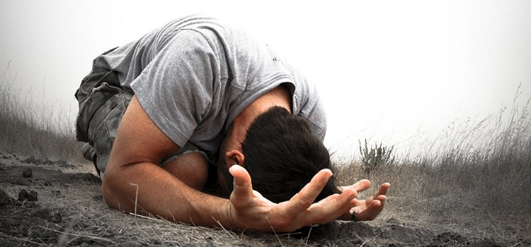 Oração nos tempos difíceis