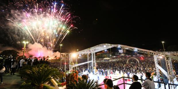 Festa do Divino Pai Eterno 2019 reuniu 3,2 milhões de romeiros