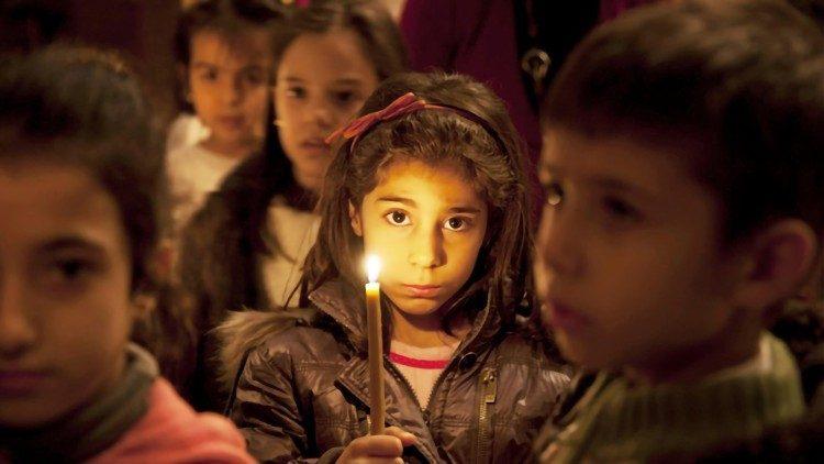 Síria: presença franciscana como sinal de esperança