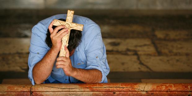 Oração para os momentos de deserto interior