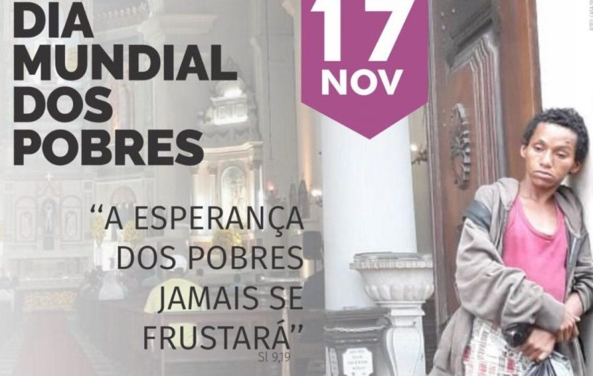CNBB, Pastorais Sociais e Cáritas Brasileira realizam roda de conversa para marcar o Dia Mundial dos Pobres
