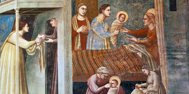 Conhecemos bem o Nascimento de Jesus. Mas e o Nascimento de Maria, como foi?