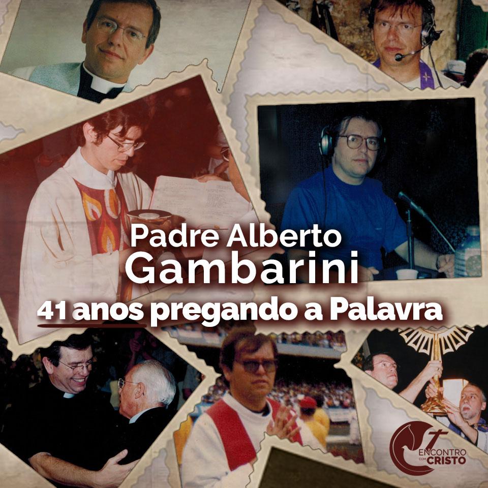41 Anos de Sacerdócio do Pe. Alberto Gambarini